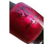 W7 Nail Polish - Cerise Pink