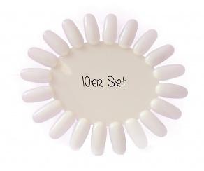 10er Nail Wheel Set - Nailart Display