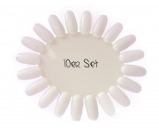 10er Nagelrad-Set - Nail Wheel Set - Nailart Display