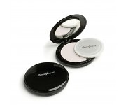 Stargazer Pressed Powder Compact white