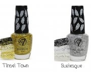 W7 Nagellack Set - Feather Topcoat