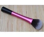 Pinsel - Puder pink/schwarz