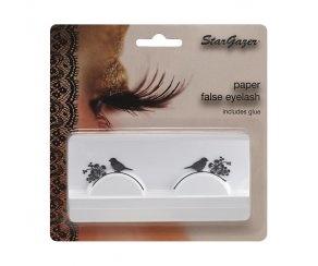 Stargazer Paper Lashes - Bird