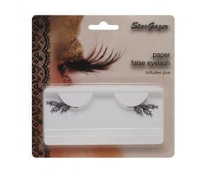 Stargazer Paper Lashes - Feathers