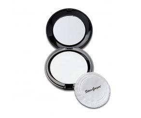 Stargazer Pressed Powder Compact white