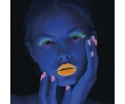 Stargazer Neon Lippenstift - neon magenta