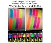 Stargazer Neon Lippenstift - neon gelb
