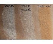 W7 Get Set Lidschatten Base - weiß pearl
