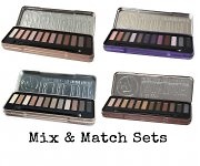 "W7 ""In the..."" Mix & Match Paletten-Set"
