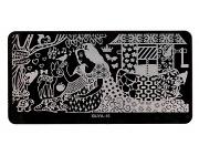 Stamping Platte - Snow White 15