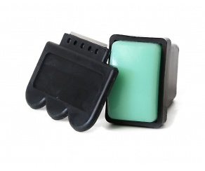 Stempel und Schaber Set für Nailart Stamping