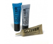 Stargazer Face and Body Gel Glitter - navy blau