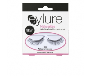 eylure Naturalites Fake Lashes - Doppelpack 035
