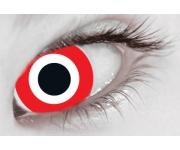 Halloween Kontaktlinsen - Assasin Tageslinsen