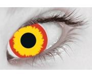 Halloween Kontaktlinsen - Wild Fire Tageslinsen
