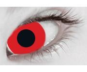 Halloween Kontaktlinsen - Bloody Red Tageslinsen