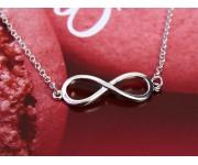 Armband Infinity Silber