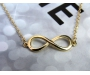 Armband Infinity Gold