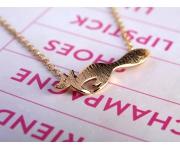 Halskette Fox Gold