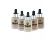 W7 Genius Feather Light Foundation - Buff