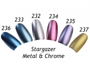 StarGazer Metal & Chrome Nagellack - 233