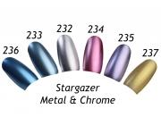 StarGazer Metal & Chrome Nagellack - 234