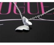 Halskette Butterfly Silber