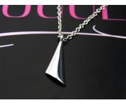 Halskette Segel Silber