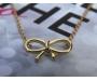 Armband Bow Gold