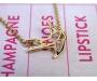 Halskette Schwalbe Gold