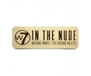 W7 In The Nude Lidschattenpalette