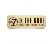 W7 In The Nude Lidschattenpalette