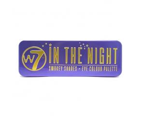 W7 In The Night Lidschattenpalette
