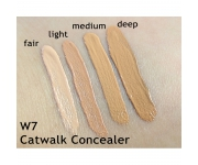 W7 Catwalk Concealer - medium