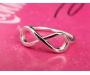Ring Infinity Silber Gr. 53