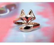 Ring Fox Roségold