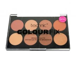 technic ColourFix Bronze Palette