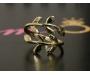 Ring Zweig Gold