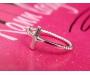 Ring Kreuz Silber