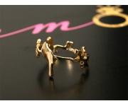 Ring Vogel Gold