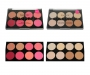 technic Colour Fix Blush & Puder Kontur Paletten Set