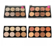 technic Colour Fix Bronze & Puder Kontur Paletten Set