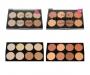 technic Colour Fix Bronze & Puder Kontur Paletten Set