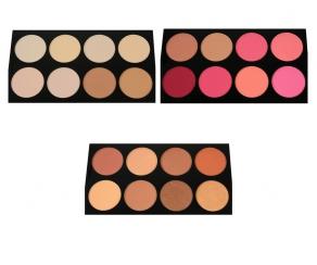 technic Colour Fix - 3 Puder-Paletten Set