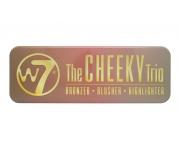 W7 The Cheeky Trio - Rouge, Bronzer und Highlighter