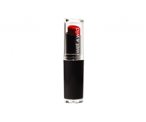 wet n wild Sequins & Stardust - Ravin' Red Mega Last Lip Color