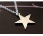 Halskette Stern Silber