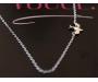 Halskette Dove Silber