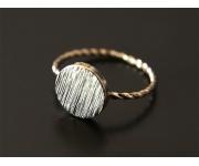 Ring Dot Gold