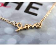 Armband Love Gold